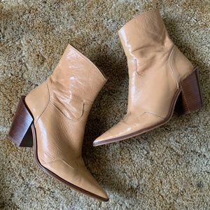 Western Topshop Boots